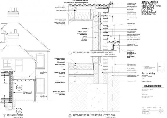 Victorian Semi Kitchen Extension James Matley Architect